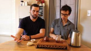 40 year old baozhong from zero tea zen episode 79
