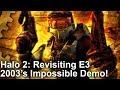 DF Retro Extra: Halo 2 - Revisiting E3 2003's Impossible Xbox Demo!
