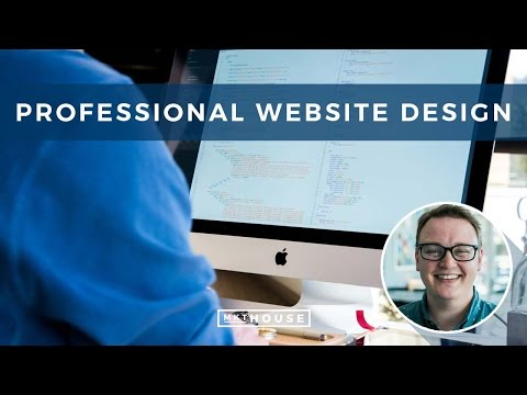 Professional Website Design from Market House, an Atlanta Marketing Agency