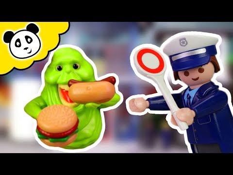 Playmobil Ghostbusters - Geist In Der Polizeistation! Playmobil Film