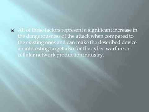 2014 IEEE NETWORK SECURITY A Denial of Service Attack to UMTS Networks Using SIM Less Devices
