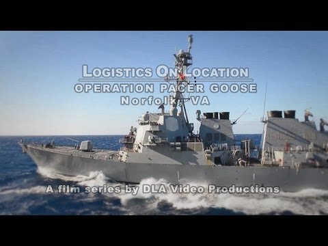 Logistics On Location: Operation Pacer Goose