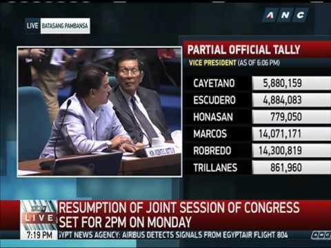 WATCH: Duterte, Robredo win 2016 elections