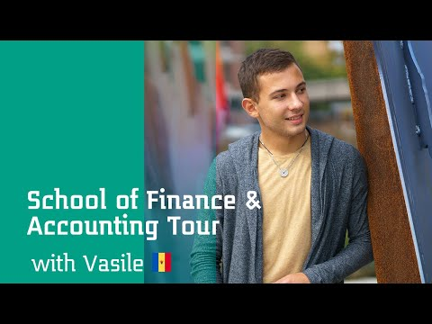 Bachelor in International Finance & Accounting with Vasile, from Moldova
