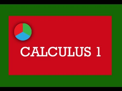 Calculus 1 Lesson 3: Differentiation from First Principles