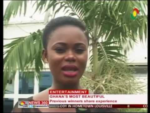 Previous winners of Ghana most Beautiful share experience  - 6/6/2016