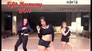 FIFTH HARMONY - BO$$ (NARIA CHOREO) [Phoenix \m/ Dance Cover]
