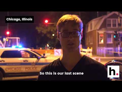 BEHIND THE NEWS: Chicago's Weekend of Crime