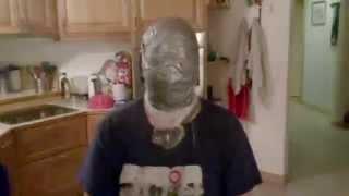 Duct tape head dummy
