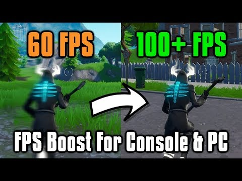 Boost Your FPS On PC & Console! - Fortnite Optimization Tips & Tricks