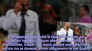 """Inter-Fiorentina, Spalletti: """"Stiamo dimostrando tutte le nostre qualità...."""