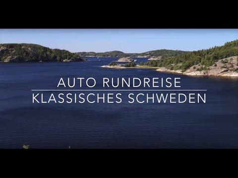 Auto Rundreise: Klassisches Schweden