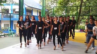 EAC Story of my Life 2017 Finale (Dance Rehearsals)