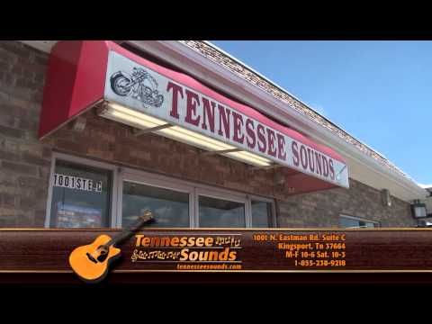 Tennessee Sounds Musical Instrument Store Commercial