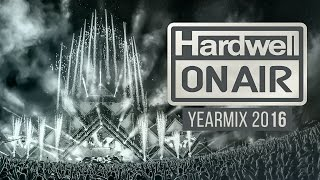 Repeat youtube video Hardwell On Air 2016 Yearmix Part 2