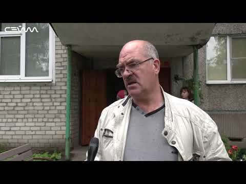 Жителей многоквартирного дома в Курске затапливает канализация