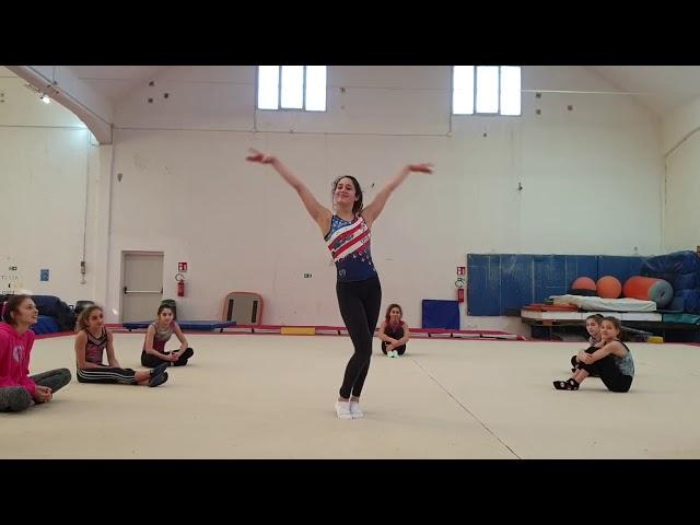 INDOVINA L' ELEMENTO CHALLENGE😃! ginnastica artistica CSB