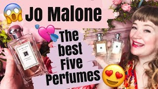 Jo Malone London  // The FIVE BEST COLOGNES!