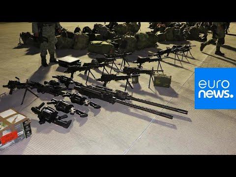 الشرطة المكسيكية تفرج عن نجل -بارون المخدرات- بعد قصف عنيف ومدفعي والرئيس يبرر القرار…  - نشر قبل 3 ساعة