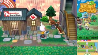 Animal Crossing New Leaf: Day 6 - Summer Solstice is a Holiday?