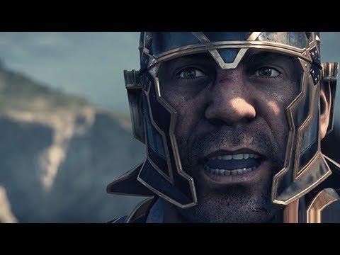 PS4 - Xbox One CRYENGINE Tech Demo