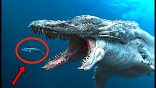 تم العثور على مخلوقات بحرية أسوء وأخطر من الميغالودون