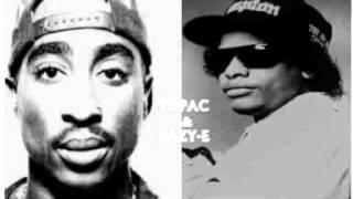 Tupac & Eazy E - Catchin