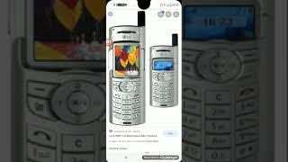 LG G7050 GSM on it card