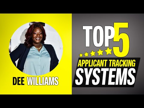 Top Five Applicant Tracking Systems of 2017 - How To Start A Home-Based Recruitment Business