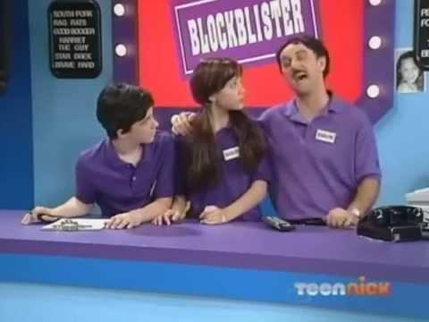 The Amanda Show: Blockblister (Phantom Menace, Wizard of Oz, and Austin Powers)