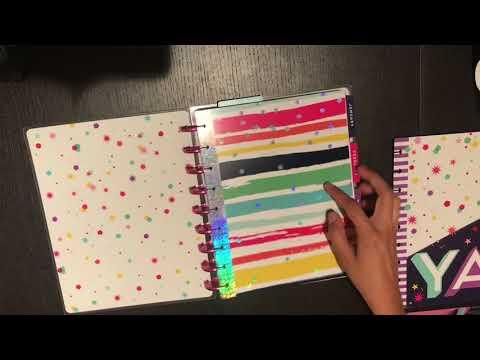 Happy Planner Girl: Trendsetter Planner Setup