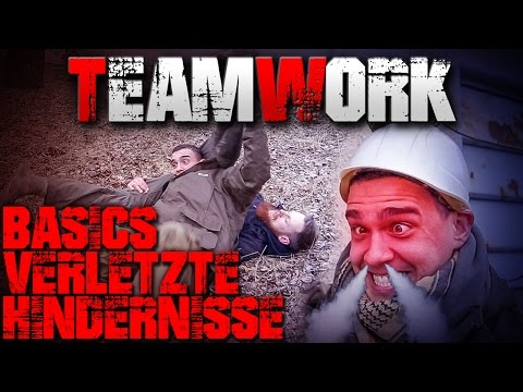 TEAMWORK mit Survival Mattin - Outdoor Survival Bushcraft - Deutschland