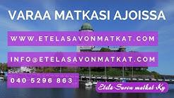 Tilausajot Savonlinna - Etelä-Savon Matkat Ky - 0407771233