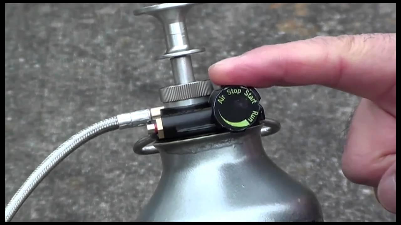 Soto Muka Benzinkocher