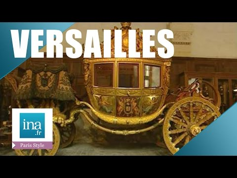 The horse-drawn carriages of the Château of Versailles | INA Archive