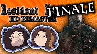 Resident Evil HD: Finale - PART 30 - Game Grumps