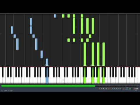 Synthesia - I Can Go The Distance - Kyle Landry - Tutorial