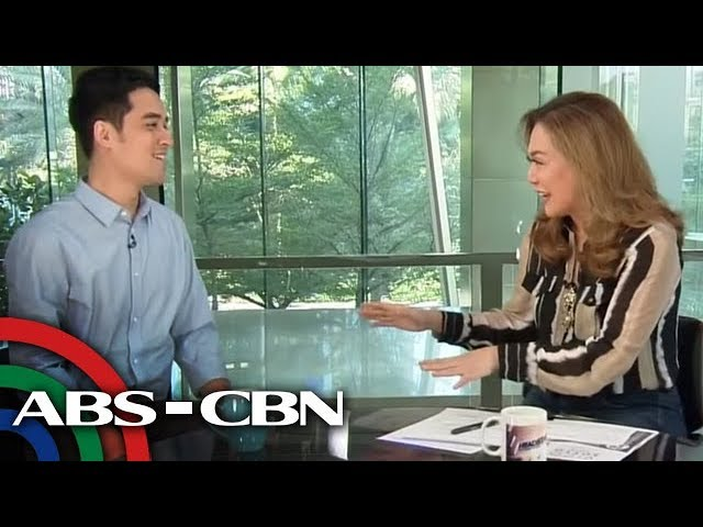 Vic Sotto's son eyes Pasig mayoralty post | ANC