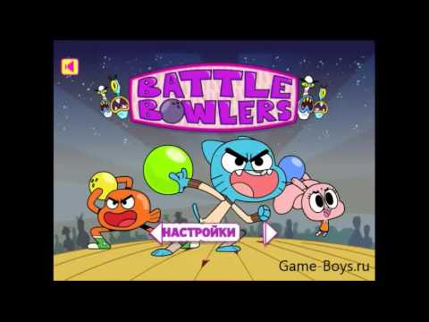 Гамбол против жары Cartoon Network