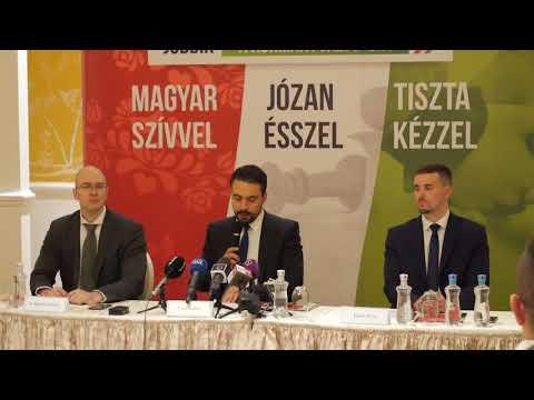 Magyar szívvel, józan ésszel, tiszta kézzel: a Jobbik 2018-as választási programja (2018.02.20)
