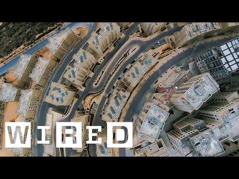 Holy Land: How to Create a Sustainable Ecosystem (Part 4/5) | Future Cities | WIRED