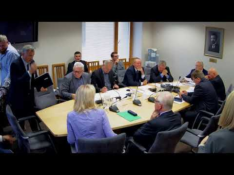2019-09-18 Kaimo reikalų komiteto posėdis