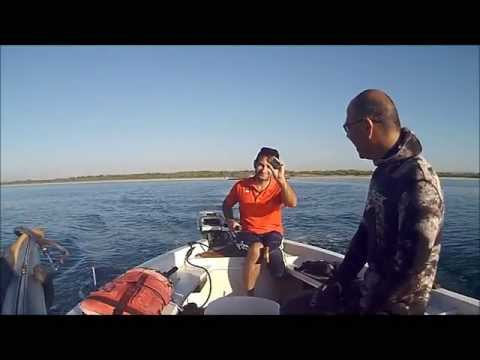 AMAZING SPEARFISHING TO ALBERTO GALANTE