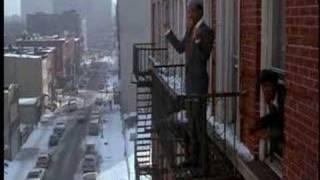 Eddie murphy saluta i vicini e viene mandato a quel paese!
