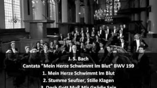 """J. S. Bach - Cantata """"Mein Herze Schwimmt Im Blut"""" BWV 199 (1/3)"""