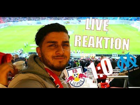 Rb leipzig - olympique marseille 1:0 | europa league | live reaktion aus dem stadion | serkan isak