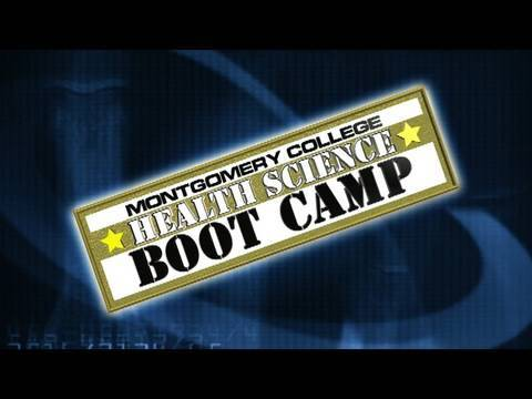 Montgomery College Health Science Boot Camp