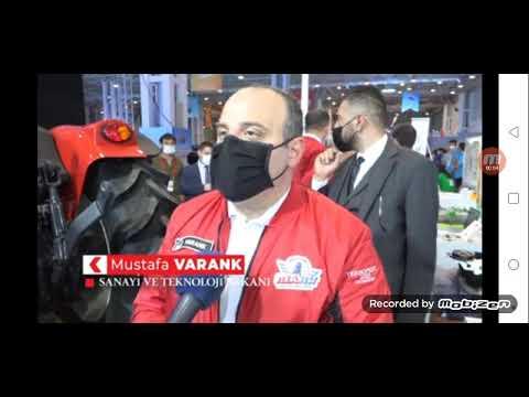 Sanayi ve Teknoloji Bakanı Mustafa Varank Konuştu