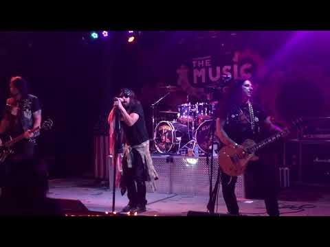 "Kickin Valentina - ""Turns Me On"" - The Music Factory - Battle Creek MI - 10/26/2017"