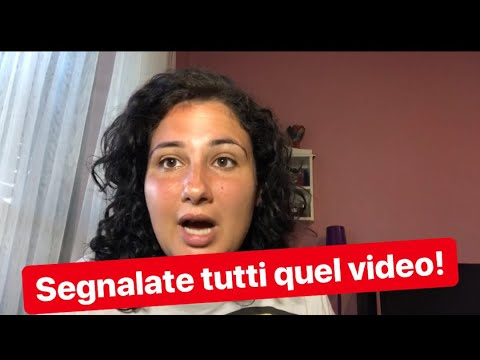 Accuse Gravi a Chiara D'Alessandro,Ha fatto lei quel video spregevole?